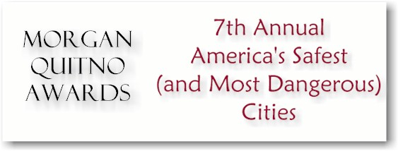 Morgan Quitno's America's Safest Cities